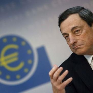 Draghi bagatelizuje spowolnienie, ważny aspekt dla euro