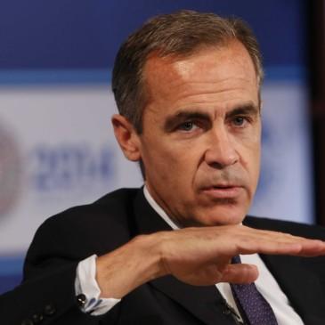 Bank Anglii zaczyna powoli luzowanie polityki