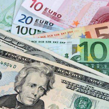 Kolejne dane sugerujące korektę na rynku EURUSD