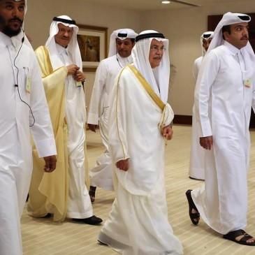 Determinacja Arabii Saudyjskiej może być niewystarczająca