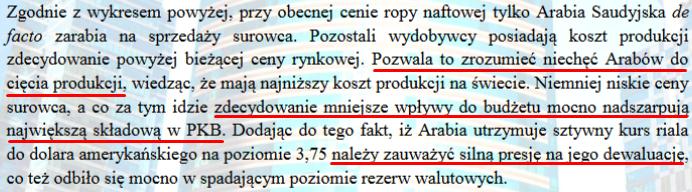 Fragment z 10 strony raportu