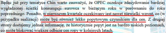 Fragment z 6 strony raportu