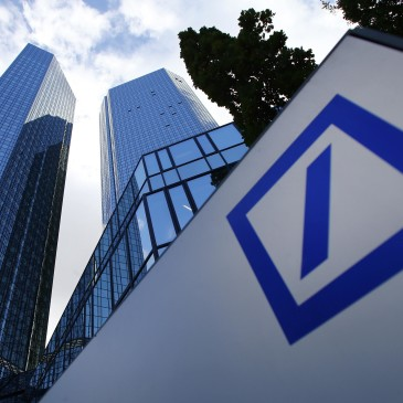 Deutsche w morzu problemów. 8 lat po Lehman Brothers…