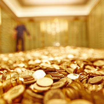 Złoto największym wygranym polityki banków centralnych