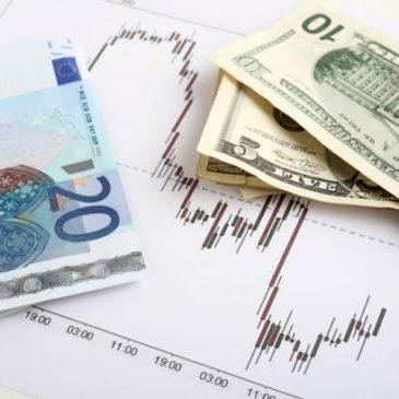 Ruch EURUSD wypadkową Draghiego i minutek FED