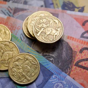 Australijskie dane inflacyjne ciążą notowaniom AUD