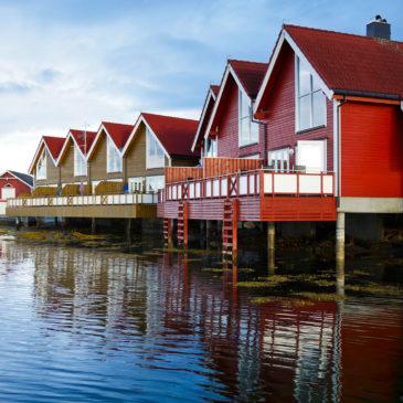 USDNOK z podstawami do odbicia pomimo inflacji z Norwegii
