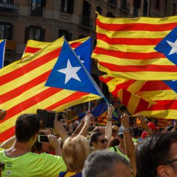 Katalonia opowiada się za secesją, euro niżej