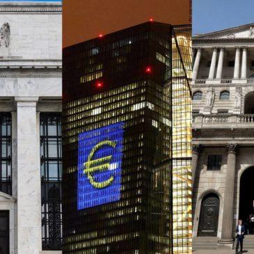 Banki centralne w ofensywie, ale nie w Polsce