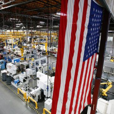 Kiepskie sygnały dla przemysłu w USA